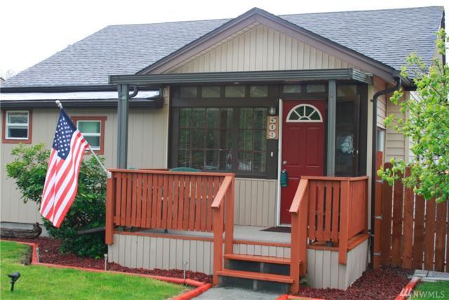 509 Morse St, Ryderwood, WA 98581 (#1118827) :: Ben Kinney Real Estate Team