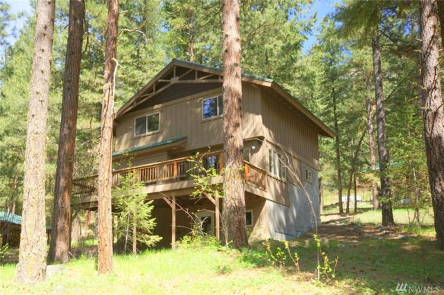 17 Mustard Mountain Rd, Winthrop, WA 98862 (#1118861) :: Ben Kinney Real Estate Team
