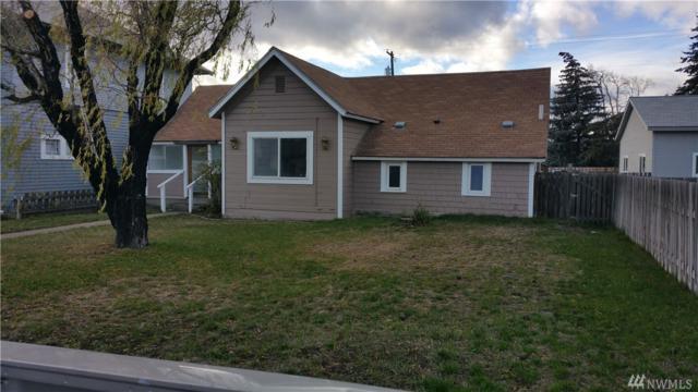 105 S Ruby St, Ellensburg, WA 98926 (#1119128) :: Ben Kinney Real Estate Team