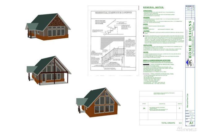 3 Hidden Valley Rd, Cle Elum, WA 98922 (#1119442) :: Ben Kinney Real Estate Team