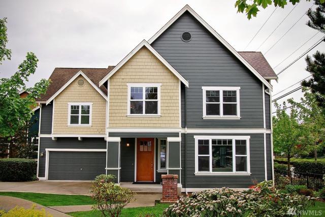 5821 55th Ave NE, Seattle, WA 98105 (#1119891) :: Ben Kinney Real Estate Team