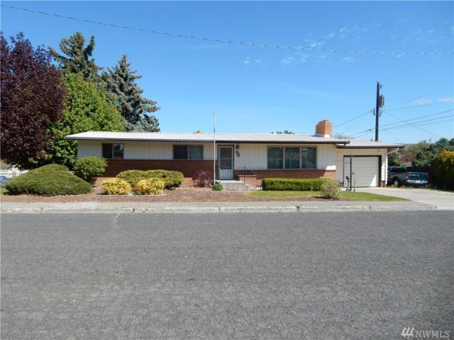 822 1st Ave NW, Soap Lake, WA 98851 (#1120452) :: Ben Kinney Real Estate Team