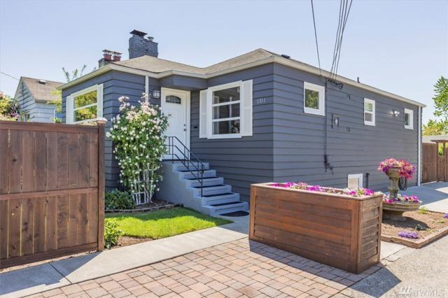 1311 NW 80th St, Seattle, WA 98117 (#1121109) :: Ben Kinney Real Estate Team