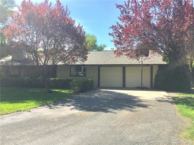 1706 E Radio Rd, Ellensburg, WA 98926 (#1121278) :: Ben Kinney Real Estate Team