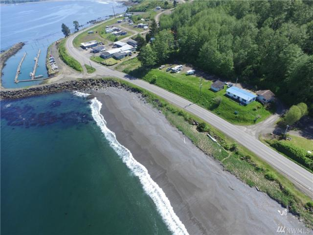 15442 Hwy 112, Clallam Bay, WA 98326 (#1121481) :: Homes on the Sound