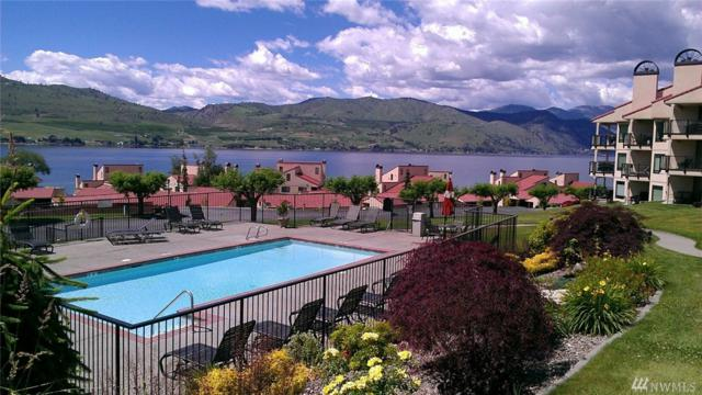 100 Lake Chelan Shores Dr 15-5F, Chelan, WA 98816 (#1121845) :: Ben Kinney Real Estate Team