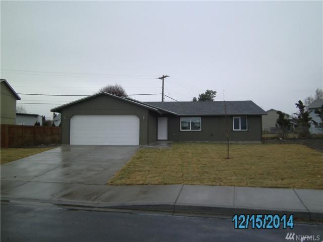 1405 W Electra St, Moses Lake, WA 98837 (#1121940) :: Ben Kinney Real Estate Team