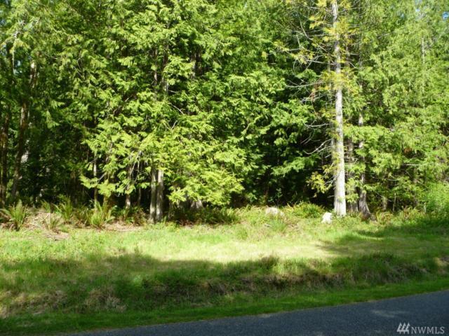 0 Lot 52 Rainier Lane, Port Ludlow, WA 98365 (#1121951) :: Ben Kinney Real Estate Team