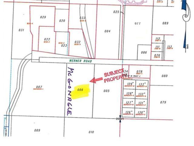 0-LOT 6 Werner Rd, Bremerton, WA 98312 (#1122098) :: Ben Kinney Real Estate Team