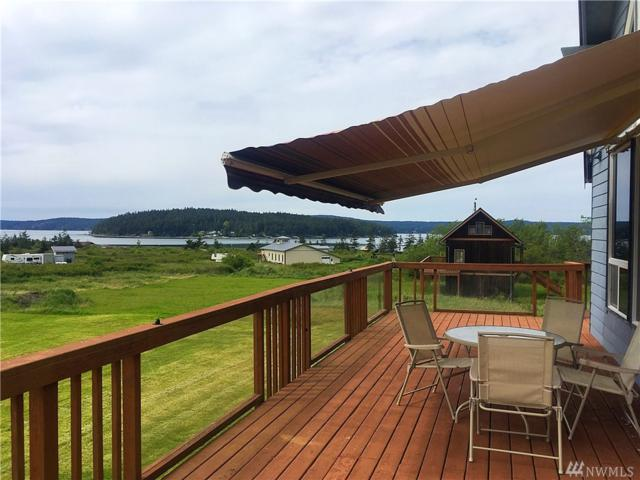 44 Beach Ct, Decatur Island, WA 98221 (#1122356) :: Ben Kinney Real Estate Team