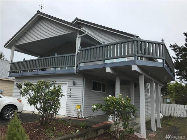 1206 195th St, Long Beach, WA 98631 (#1122688) :: Ben Kinney Real Estate Team