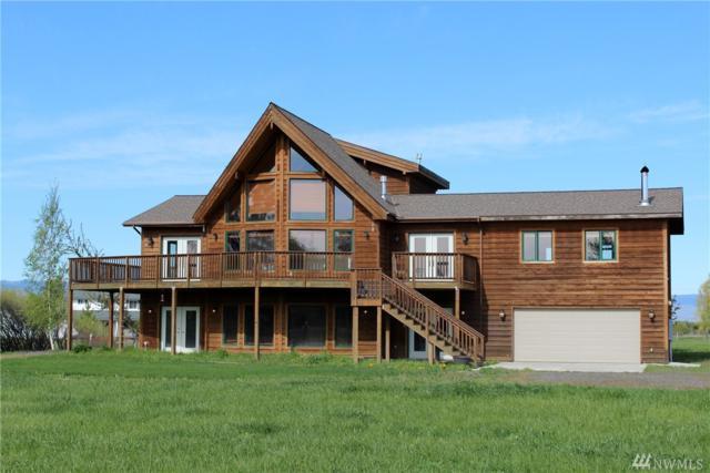 2501 Wilson Creek Rd, Ellensburg, WA 98926 (#1122859) :: Ben Kinney Real Estate Team
