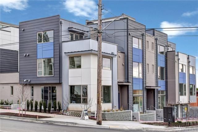 1907-B 25th Ave S #28, Seattle, WA 98144 (#1122865) :: Ben Kinney Real Estate Team