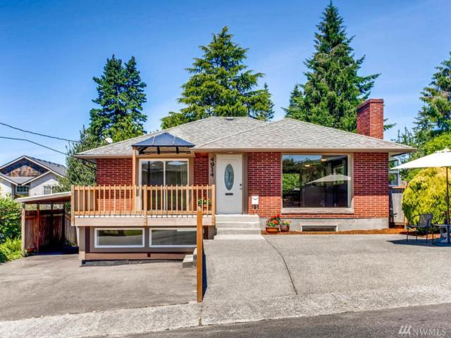 4914 SW Forney St, Seattle, WA 98116 (#1122882) :: Ben Kinney Real Estate Team