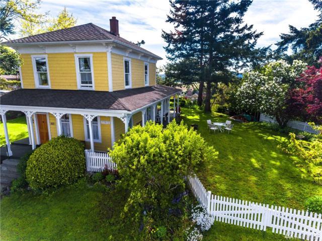 607 S 4th St, La Conner, WA 98257 (#1123177) :: Ben Kinney Real Estate Team