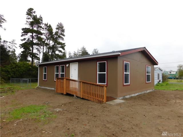 605 W Seattle St, Westport, WA 98595 (#1123361) :: Ben Kinney Real Estate Team