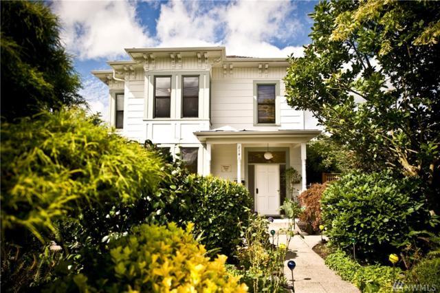 214 D Ave, Snohomish, WA 98290 (#1123603) :: Ben Kinney Real Estate Team