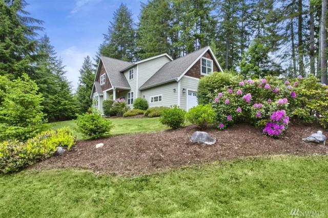 11 E Lakeshore Place, Allyn, WA 98524 (#1123826) :: Ben Kinney Real Estate Team