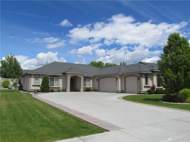 519 N Bluff West Dr, Moses Lake, WA 98837 (#1123870) :: Ben Kinney Real Estate Team