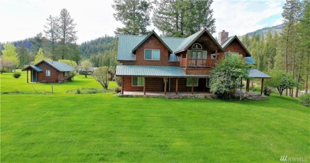 3869 N Deer Lake Rd, Loon Lake, WA 99148 (#1124221) :: Homes on the Sound