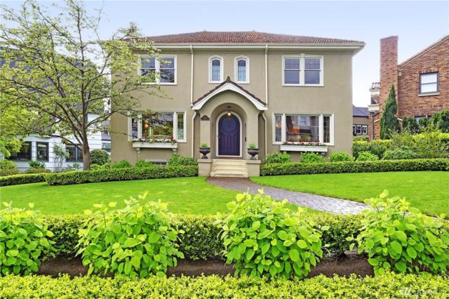 4715 NE 39th St, Seattle, WA 98105 (#1124609) :: Ben Kinney Real Estate Team