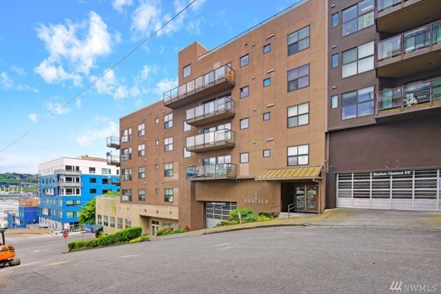 701 Galer St #808, Seattle, WA 98109 (#1124660) :: Ben Kinney Real Estate Team