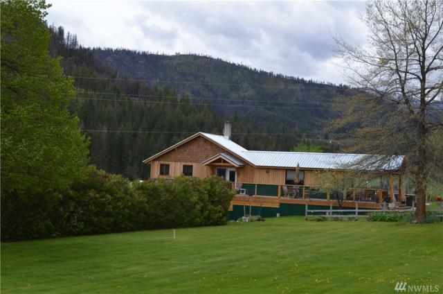 240 Mcfarland Creek Rd, Methow, WA 98834 (#1124859) :: Homes on the Sound