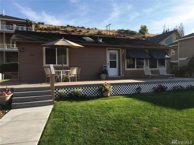 500 W Entiat Dr, Orondo, WA 98843 (#1124933) :: Ben Kinney Real Estate Team