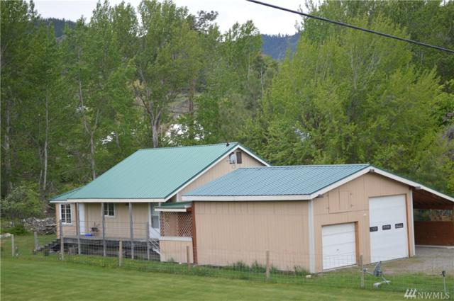 113 Ainsworth Ave, Twisp, WA 98856 (#1125024) :: Ben Kinney Real Estate Team