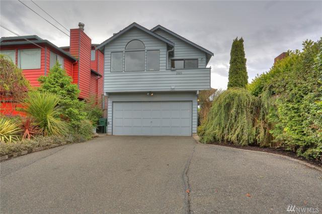 2615 NW 86th St, Seattle, WA 98117 (#1125286) :: Ben Kinney Real Estate Team