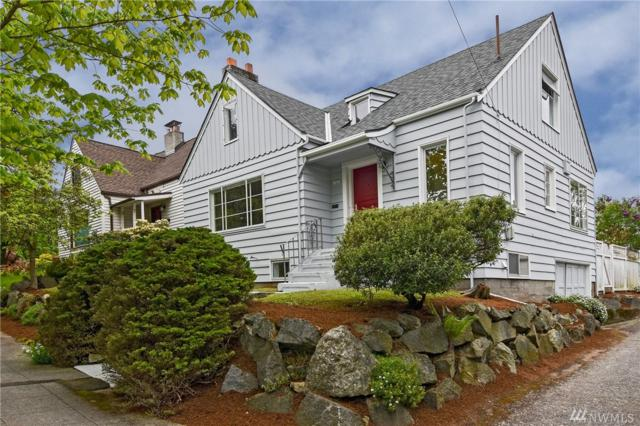 862 NW 80th St NW, Seattle, WA 98117 (#1125422) :: Ben Kinney Real Estate Team