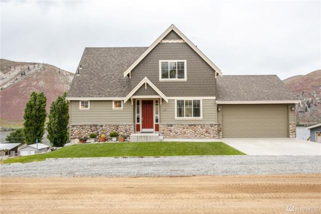 323 Pineview Dr, Orondo, WA 98848 (#1126212) :: Ben Kinney Real Estate Team