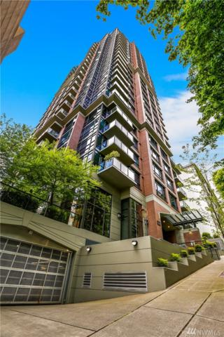 1420 Terry Ave #605, Seattle, WA 98101 (#1126570) :: Ben Kinney Real Estate Team