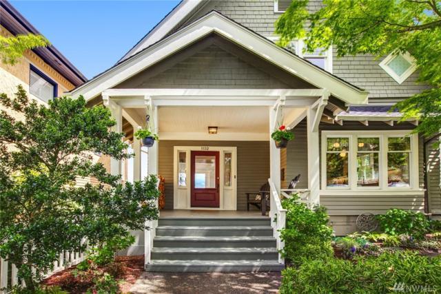 1132 23rd Ave E, Seattle, WA 98112 (#1126759) :: Ben Kinney Real Estate Team
