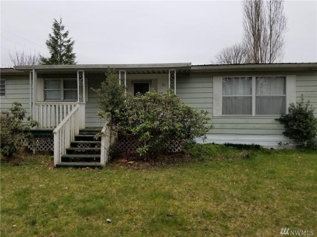21 W Division St, Forks, WA 98331 (#1128068) :: Ben Kinney Real Estate Team