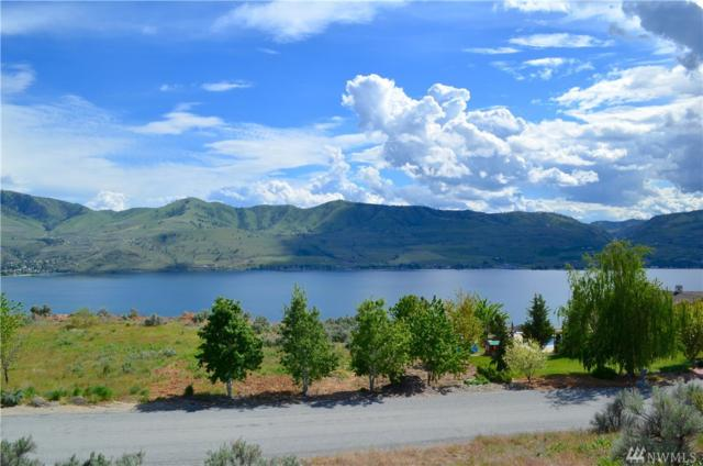0-Lot 20 Highpoint Lane, Chelan, WA 98816 (#1128307) :: Homes on the Sound