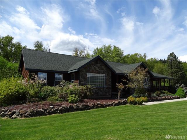 441 Pheasant Place, Cle Elum, WA 98922 (#1128453) :: Ben Kinney Real Estate Team