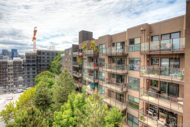 701 Galer St #610, Seattle, WA 98109 (#1129047) :: Ben Kinney Real Estate Team