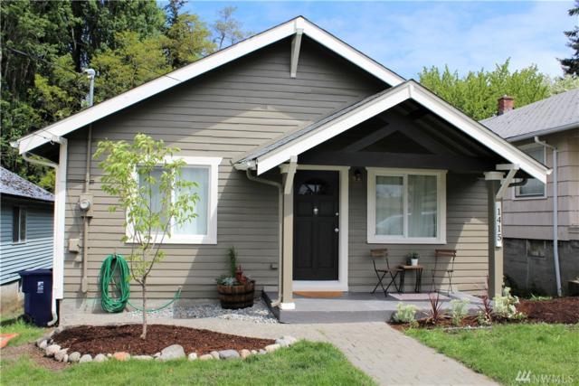 1415 S 45th St, Tacoma, WA 98418 (#1129276) :: Ben Kinney Real Estate Team