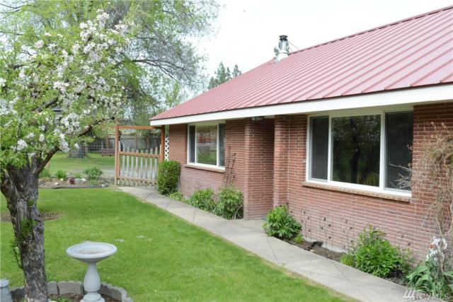 344 West Chewuch Rd, Winthrop, WA 98862 (#1129502) :: Ben Kinney Real Estate Team