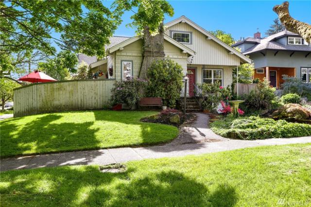 1704 45th Ave SW, Seattle, WA 98116 (#1129721) :: Ben Kinney Real Estate Team