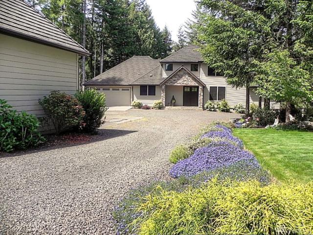 2492 E Grapeview Loop Rd, Grapeview, WA 98546 (#1129734) :: Ben Kinney Real Estate Team
