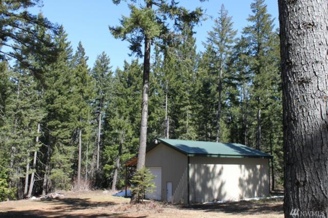 1091 Big Horn Wy, Cle Elum, WA 98922 (#1129807) :: Ben Kinney Real Estate Team
