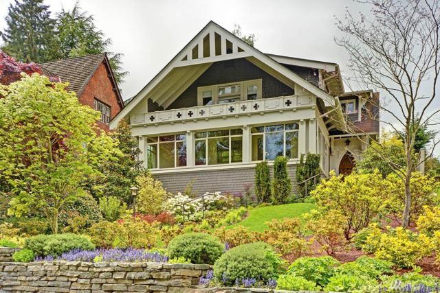 143 Madrona Place E, Seattle, WA 98112 (#1129864) :: Ben Kinney Real Estate Team