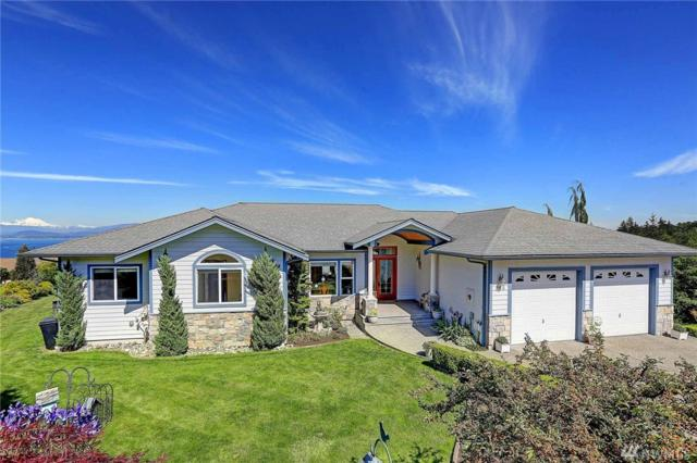 256 Alta Via Dr, Camano Island, WA 98282 (#1129924) :: Ben Kinney Real Estate Team