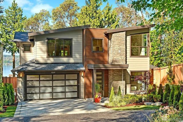 11249 Champagne Point Lane NE, Kirkland, WA 98034 (#1129985) :: Ben Kinney Real Estate Team