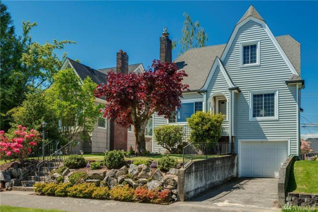 5041 36th Ave SW, Seattle, WA 98126 (#1130002) :: Ben Kinney Real Estate Team
