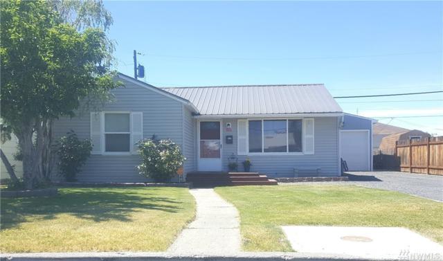 165 SE E St, Ephrata, WA 98823 (#1130244) :: Ben Kinney Real Estate Team