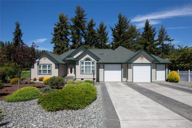 174 Hurricane Ridge Dr, Sequim, WA 98382 (#1130306) :: Ben Kinney Real Estate Team