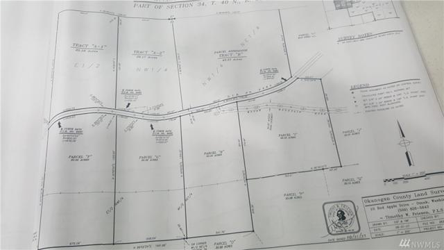 1436 Chesaw Rd Lot H, Oroville, WA 98844 (#1130347) :: Homes on the Sound